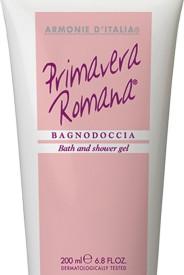 Bottega Di Lungavita Romana Spring Delicate & Feminine Bath And Shower Gel