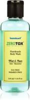 Healthbuddy Zerotox Handmade Body Wash Mint & Neem (210 Ml)