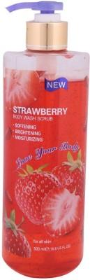 American Bouquet Scrub Gel Strawberry