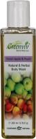 Greenviv Natural Green Apple & Peach Body Wash (200 Ml)