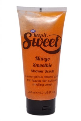 Boots Keep It Sweet Mango Smoothie Shower