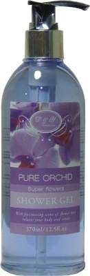 D & Y Pure Orchid Super Flowers Shower Gel