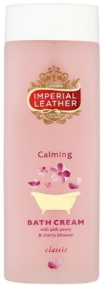 Imperial leather Bath Cream with Pink Peony & cherry Blossom