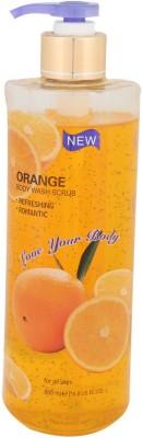 American Bouquet Scrub Gel Orange