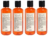 Khadi Herbal Orange And Lemongrass Citrus (840 Ml)