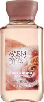 Bath & Body Works Warm Vanilla Sugar