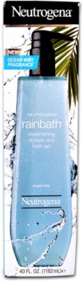 Neutrogena Ocean Mist Rainbath Replenishing Shower and Bath Gel