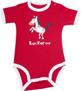 LazyOne Buckaroo Baby Boy's Bodysuit