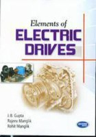 Elements of Electric Drives 1st Edition: Book