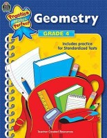 Geometry, Grade 4 (Practice Makes Perfect (Teacher Created Materials)) (English): Book