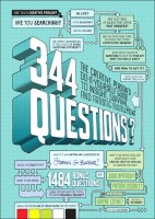 344 Questions: The Creative Person's Do-It-Yourself Guide to Insight, Survival, and Artistic Fulfillment: Book