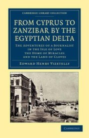 From Cyprus to Zanzibar by the Egyptian Delta (English) (Paperback)