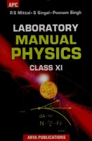 Laboratory Manual Physics (Class - 11) (English) 5th  Edition: Book