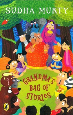 Buy Grandma's Bag of Stories (English): Book