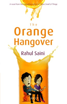 Buy THE ORANGE HANGOVER (English): Book