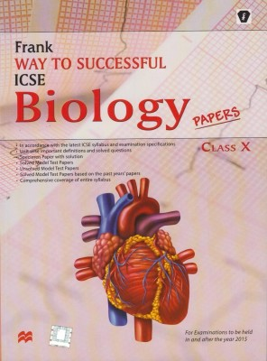 Frank Way to Successful ICSE Biology Papers Class 10 English