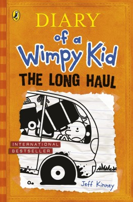 Compare Diary of a Wimpy Kid : The Long Haul (English) at Compare Hatke