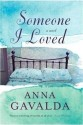 Someone I Loved: Book