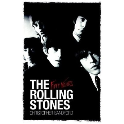 Buy The Rolling Stones: Fifty Years (English): Book