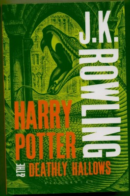 Buy Harry Potter and the Deathly Hallows (English): Book