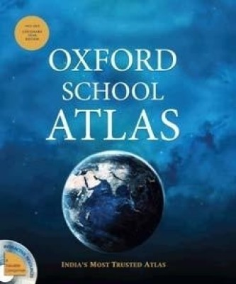 Oxford School Atlas (English) price comparison at Flipkart, Amazon, Crossword, Uread, Bookadda, Landmark, Homeshop18