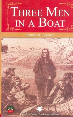 Buy Three Men In A Boat (English): Book