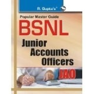 BSNL-Junior Accounts Officer (JAO) Exam