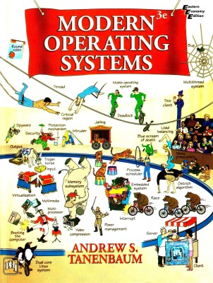 Buy MODERN OPERATING SYSTEMS, 3/E (English) 3rd Edition: Book