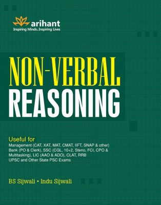 Non - Verbal Reasoning (English) price comparison at Flipkart, Amazon, Crossword, Uread, Bookadda, Landmark, Homeshop18