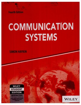 Communications Systems 4th Edition 4th Edition price comparison at Flipkart, Amazon, Crossword, Uread, Bookadda, Landmark, Homeshop18