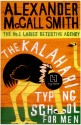 The Kalahari Typing School For Men (English): Book