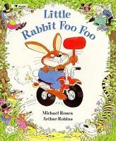Little Rabbit Foo Foo (English): Book