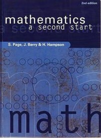 Mathematics - A Second Start Second Edition (English) (Paperback)