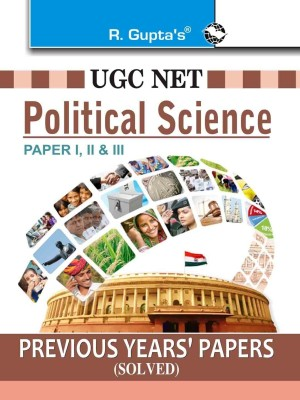 Buy UGC-NET Political Science Previous Papers (Solved) (English) 1st Edition: Book