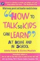 How to Talk So Kids Can Learn: Book