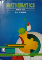 Mathematics Class VIII (English): Book