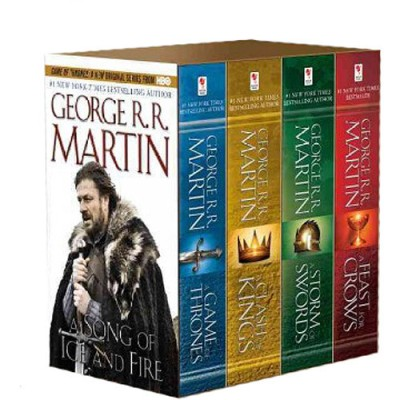 Buy Game of Thrones Boxed Set (English): Book