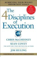 The 4 Disciplines of Execution (English): Book
