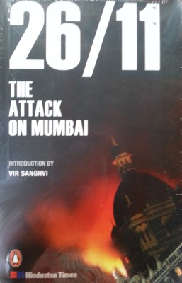 26-11-2013 : The Attack on Mumbai price comparison at Flipkart, Amazon, Crossword, Uread, Bookadda, Landmark, Homeshop18