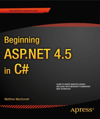 Beginning ASP.NET 4.5 in C# 1st  Edition