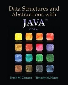 Data Structures and Abstractions with Java (English) (Paperback)