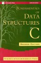 Fundamentals Of Data Structures In C (Pul) 2nd Edition: Book