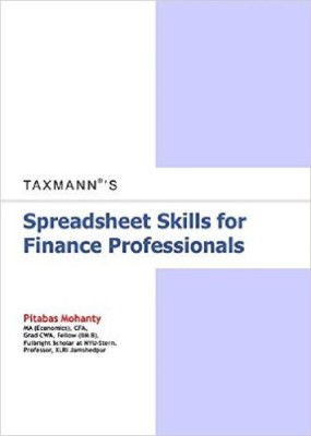 Book on Spreadsheet/Excel Skills for Finance Professionals