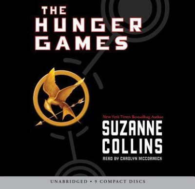 Buy The Hunger Games - Audio Library Edition: Book