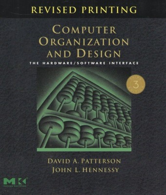 Computer organization and design patterson pdf