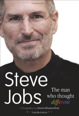 Buy Steve Jobs: The Man Who Thought Different (English): Book