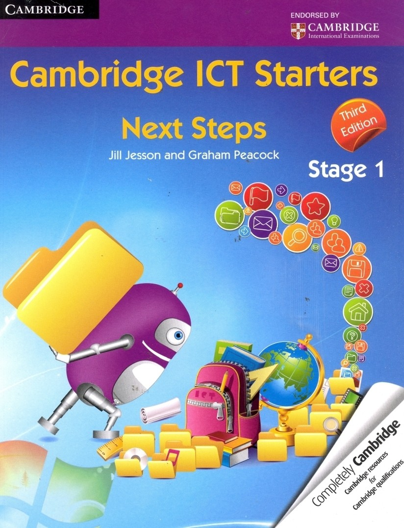 Next Steps: Cambridge ICT Starters Next Steps Microsoft Stage 1 Stage