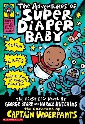 The Adventures of Super Diaper Baby price comparison at Flipkart, Amazon, Crossword, Uread, Bookadda, Landmark, Homeshop18