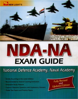 Buy NDA-NA Exam Guide National Defence naval Academy: Book