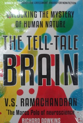 Buy THE TELL- TALE BRAIN: Book